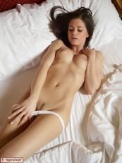 Caprice white panties