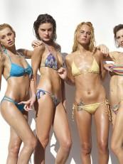Coxy Flora Thea Zaika Hegre Bikini Battle8