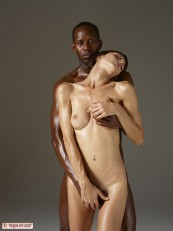 Hegre ModelS Flora and Mike Body Sculpting 02