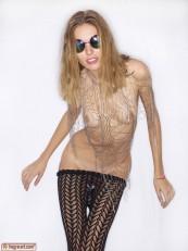 Hegre Nude Alya CHANEL Girl 03