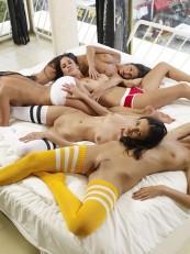 Hegre Nudes AnnaS Brigi Melissa Muriel Suzie Hotel Basico 04