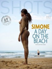 Hegreart Gallery – Simone a day on the beach