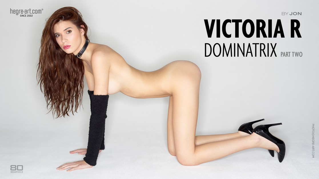 VictoriaR Dominatrix Part 2 By Jon-poster