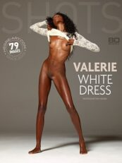 Hegreart Valerie white dress