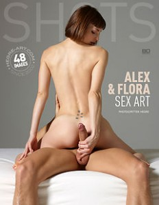 AlexAndFloraSexArt- small poster