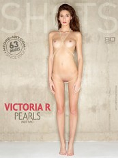 Sexy Victoria R pearls part 2