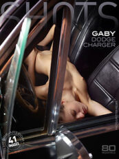 Gaby Dodge Charger by Hegre