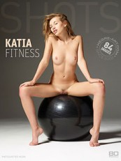 Katia Fitness photo shot cover