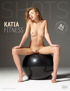 Katia Fitness photo shot cover
