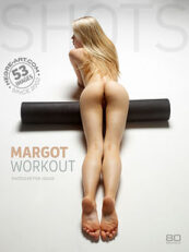 HegreArt Margot Workout photo