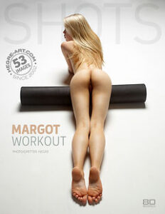 HegreArt Margot Workout photo set cover