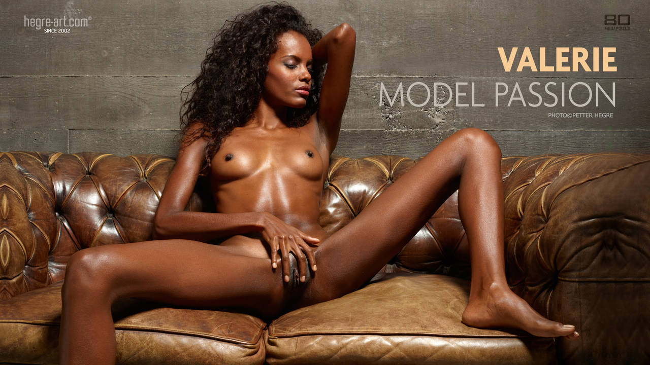 Hegre-Art.com Valerie Model Passion poster