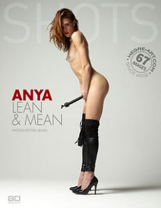 Hegreart Anya Lean And Mean cover