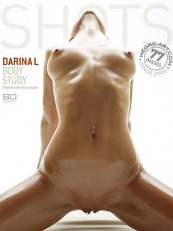 Hegreart Photo of Darina L body study