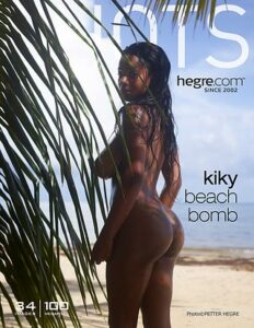 Hegre art kiky-beach-bomb