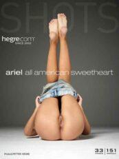 Ariel sexy ass