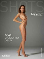 Hegre.com Alya welcome back