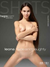 Nude and Naughty by Hegre