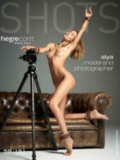 Hegre.com – Alya model and photographer