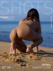 Hegre.com – Jessa beach body